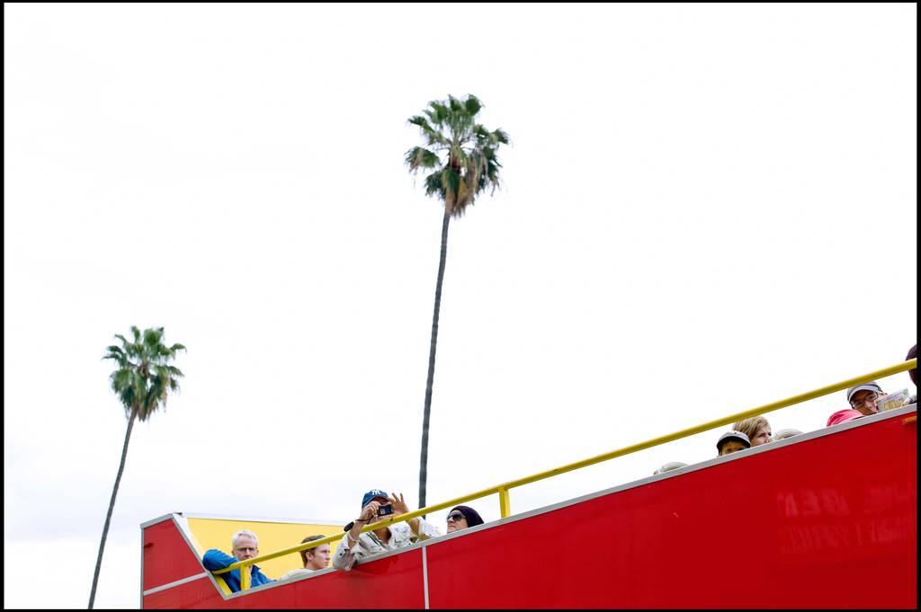 Copyright Sarah Lee - Sunset Boulevard Los Angeles.