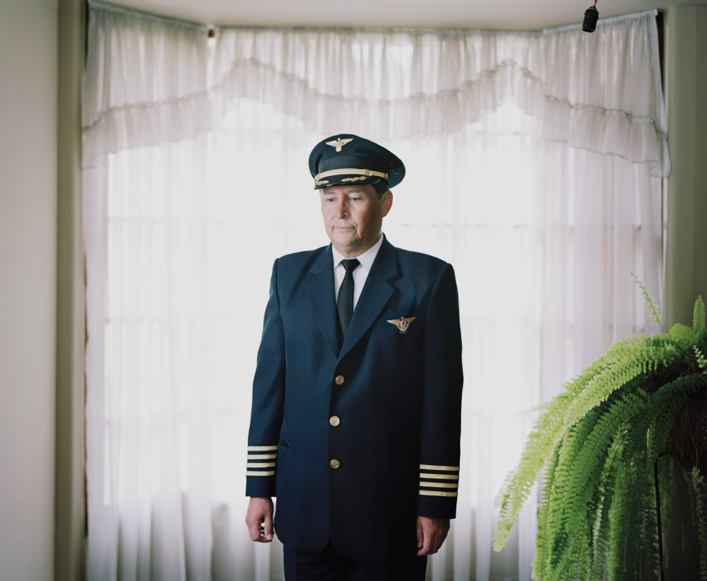 Pilot Captain Zabalaga's crew went on strike in late 2012, demanding salaries that were owed to them but which couldn't be paid due to the airline's growing financial troubles. Captain Zabalaga handed in his resignation days later.