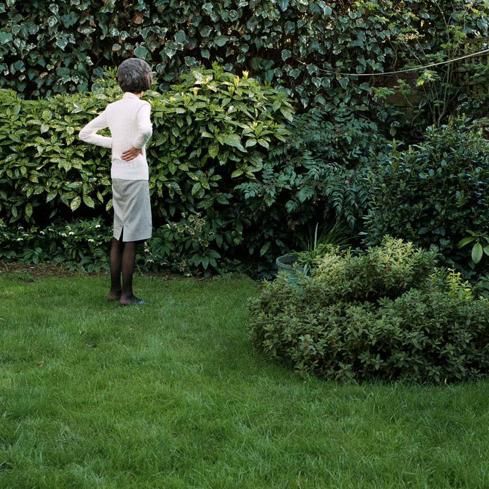 Mother in the Garden, from the series Still Here